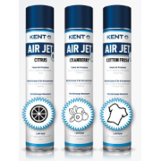KENT Air Jet Kraftvoller Lufterfrischer in 3 Duftvarianten  750ml