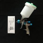 LVLP Fließbecherpistole BLUE 1,4 mm mit 600ml Becher von STARCHEM