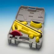 Starchem Koffer mit 6 Schleifklötzen Schleifblock Schleifklotz