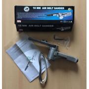 Hymair-10mm x330mm Bandschleifer AT-480 +Schleifbände P40/P60/P80 (je 10 Stk.)
