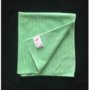 3M Scotch-Brite Hochleistungstuch Poliertuch Microfaser grün 36 x 32 cm