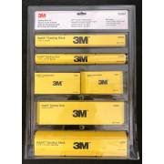3M 05684 Hookit Handblock Kit 7-teilig